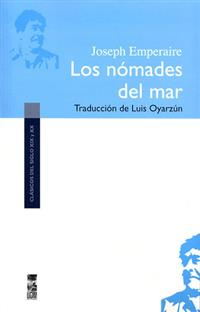 Cover of Los nomades del mar /